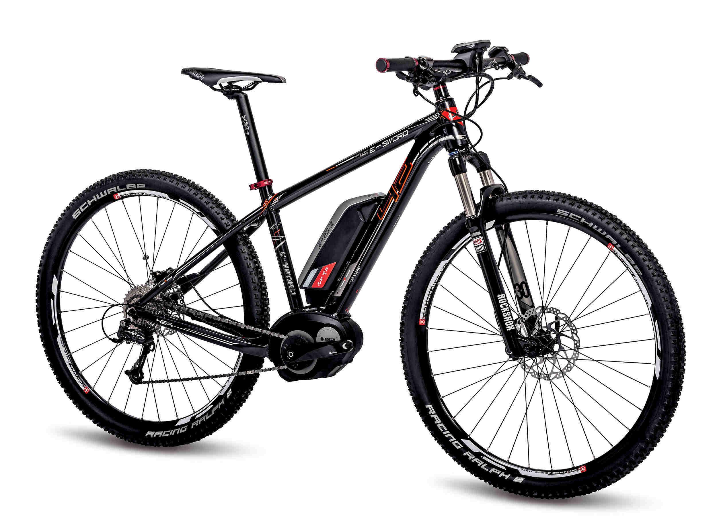 Bike Fahrrad Velo forever 4EVER E-Sword 1