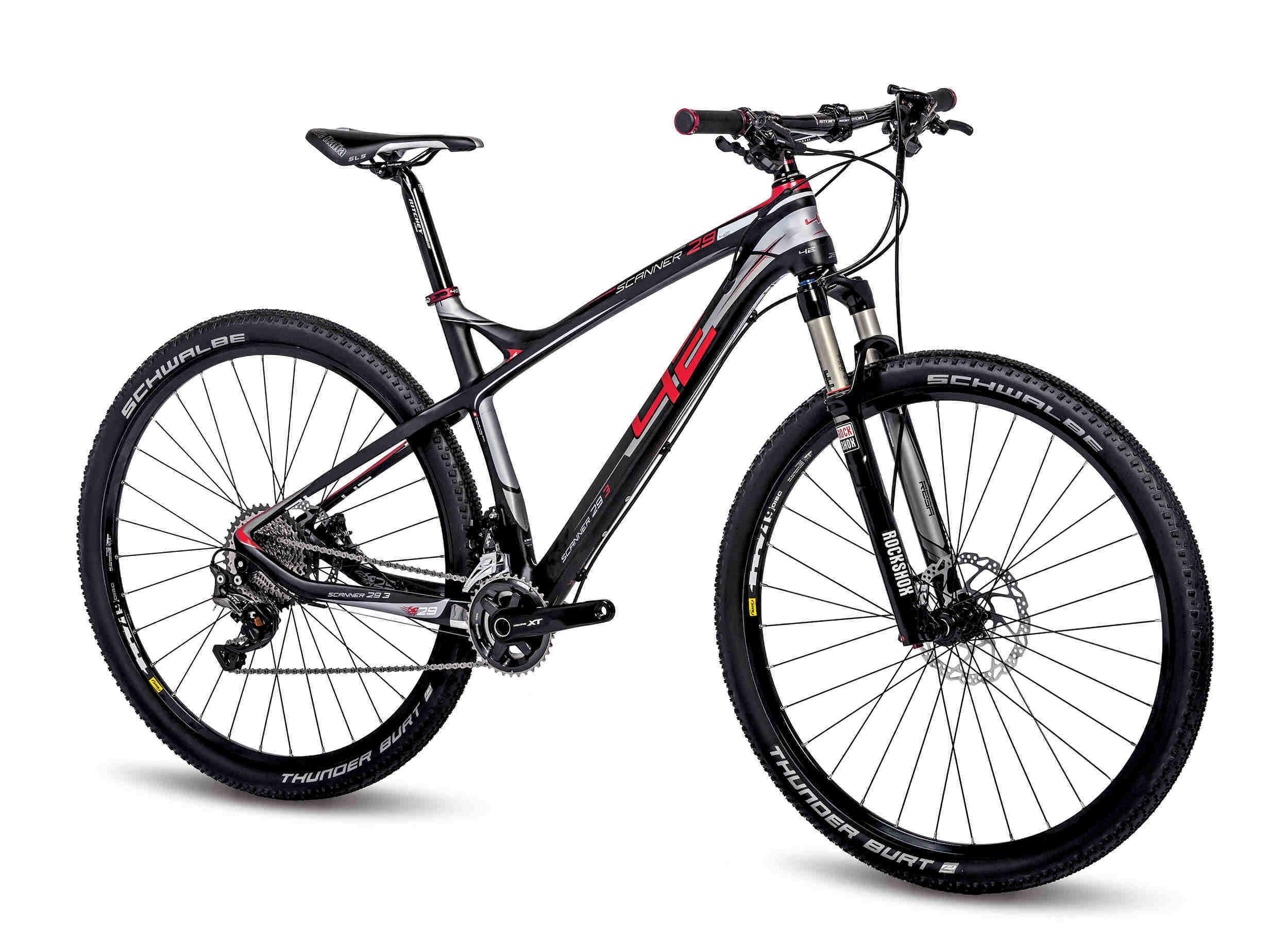 Bike Fahrrad Velo forever 4EVER Scanner 1
