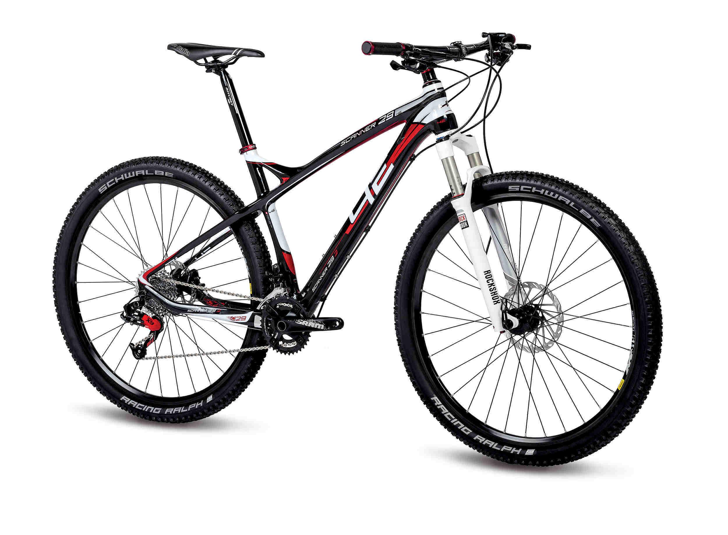 Bike Fahrrad Velo forever 4EVER Scanner 2