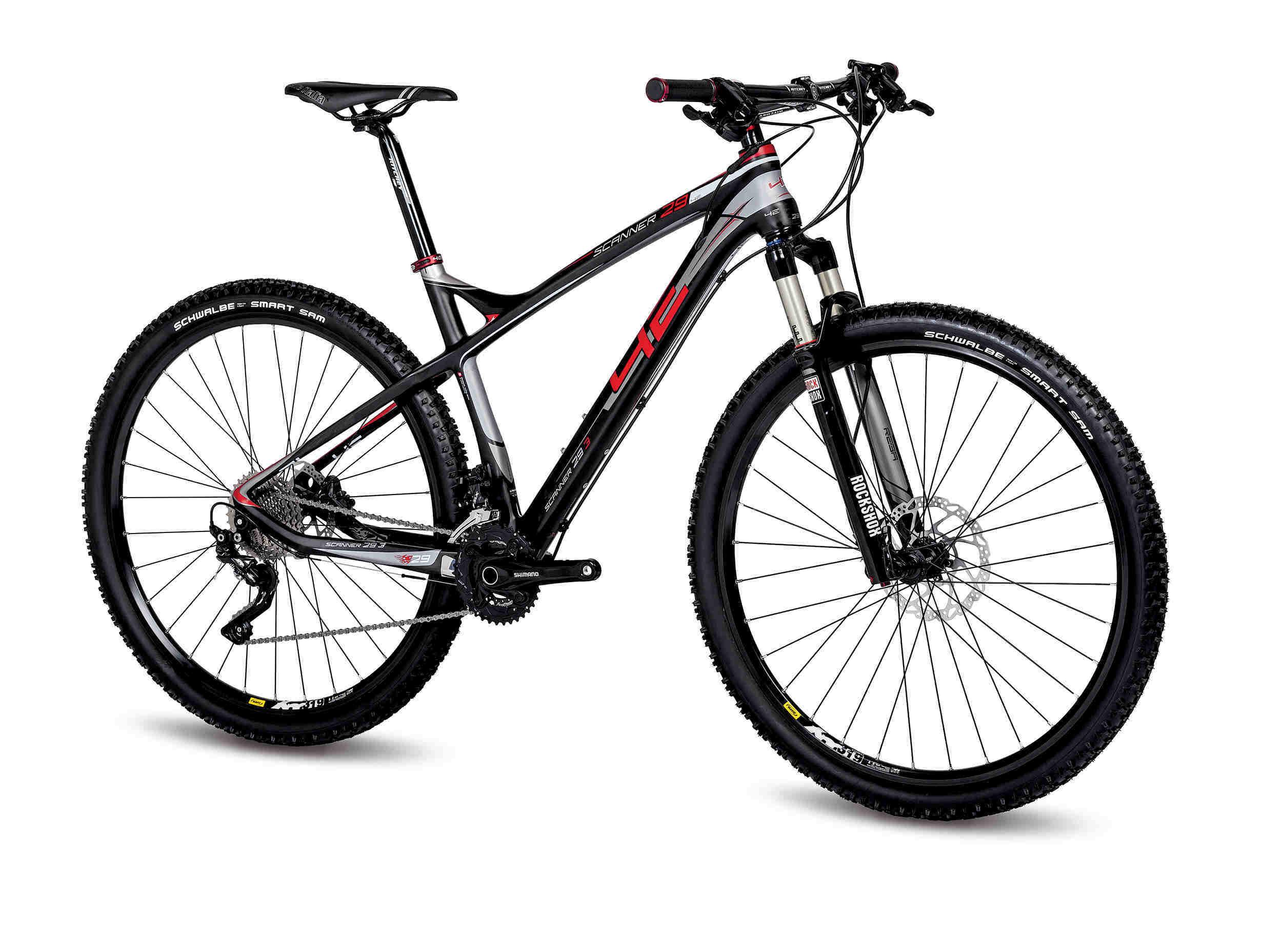 Bike Fahrrad Velo forever 4EVER Scanner 3