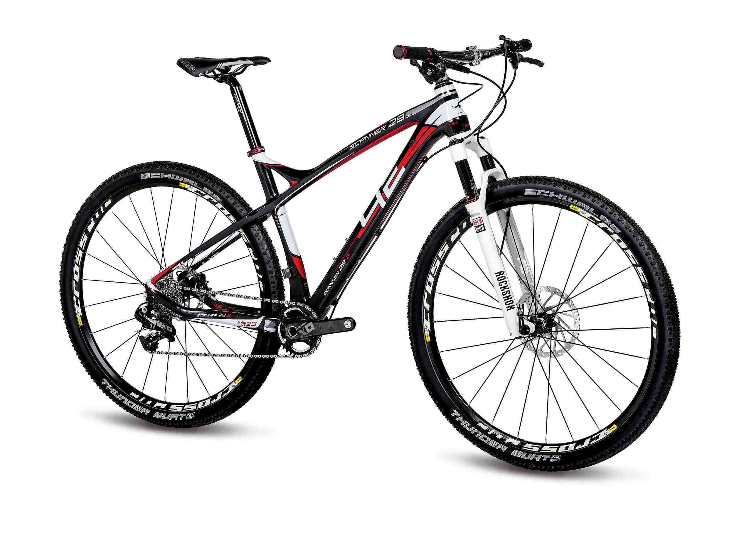 Bike Fahrrad Velo forever 4EVER Scanner X01