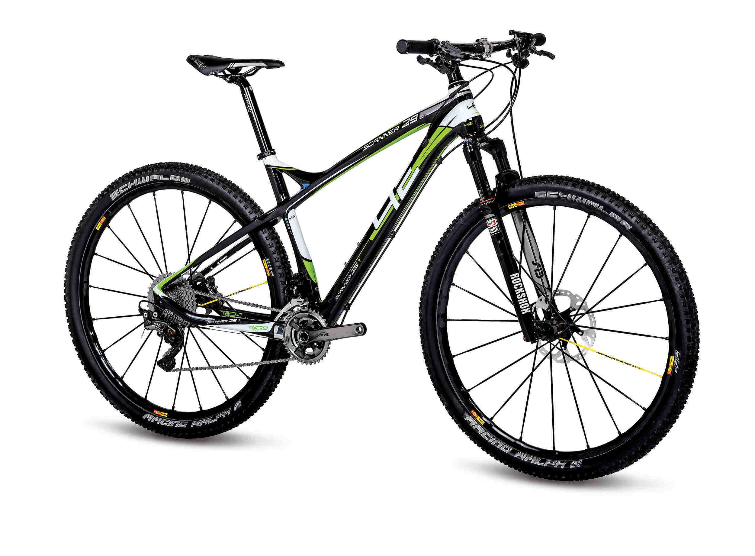 Bike Fahrrad Velo forever 4EVER Scanner XTR