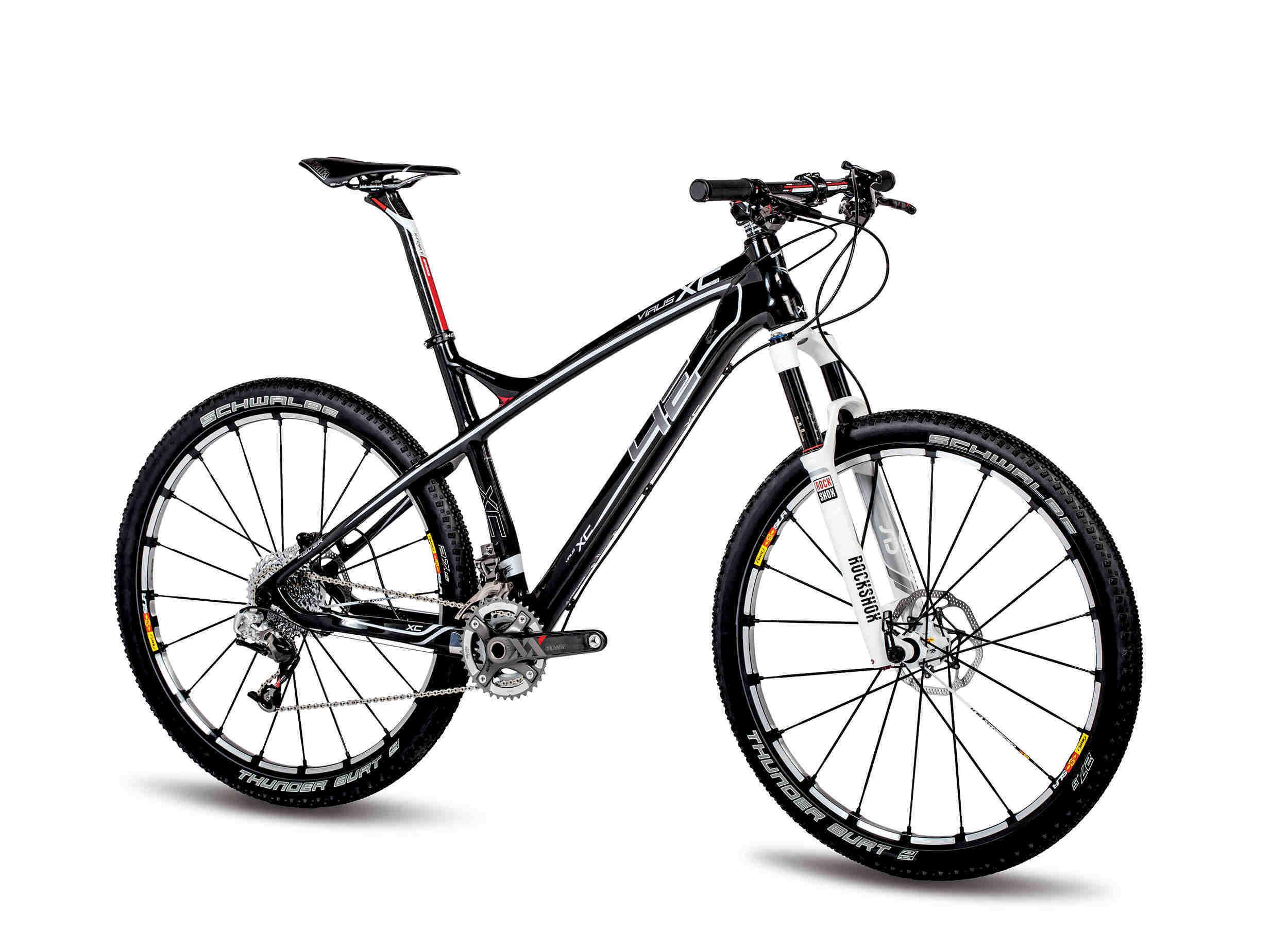 Bike Fahrrad Velo forever 4EVER Virus XC XX