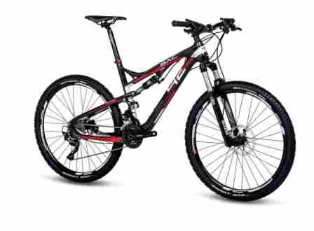 Bike Fahrrad Velo forever 4EVER Virus SXC3