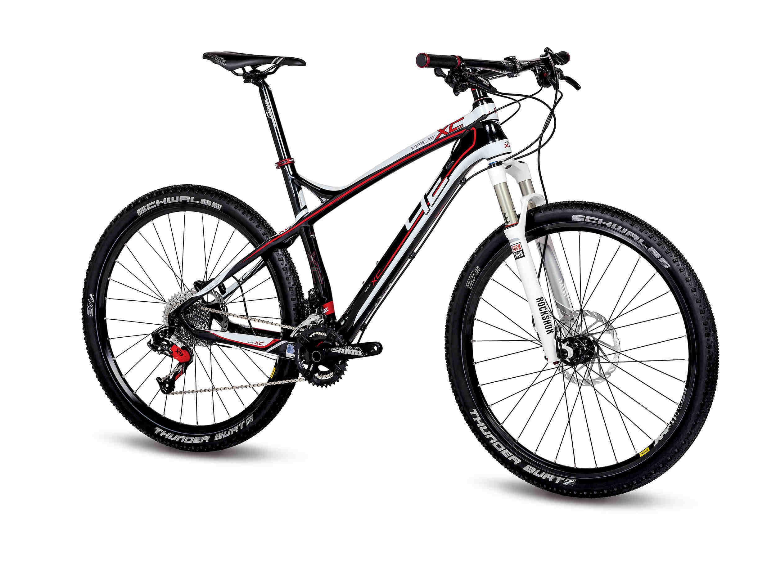 Bike Fahrrad Velo forever 4EVER Virus XC2