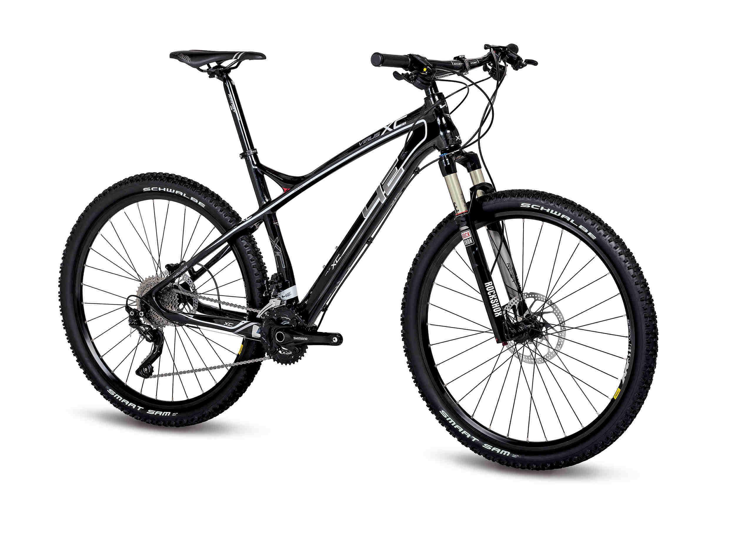 Bike Fahrrad Velo forever 4EVER Virus XC3