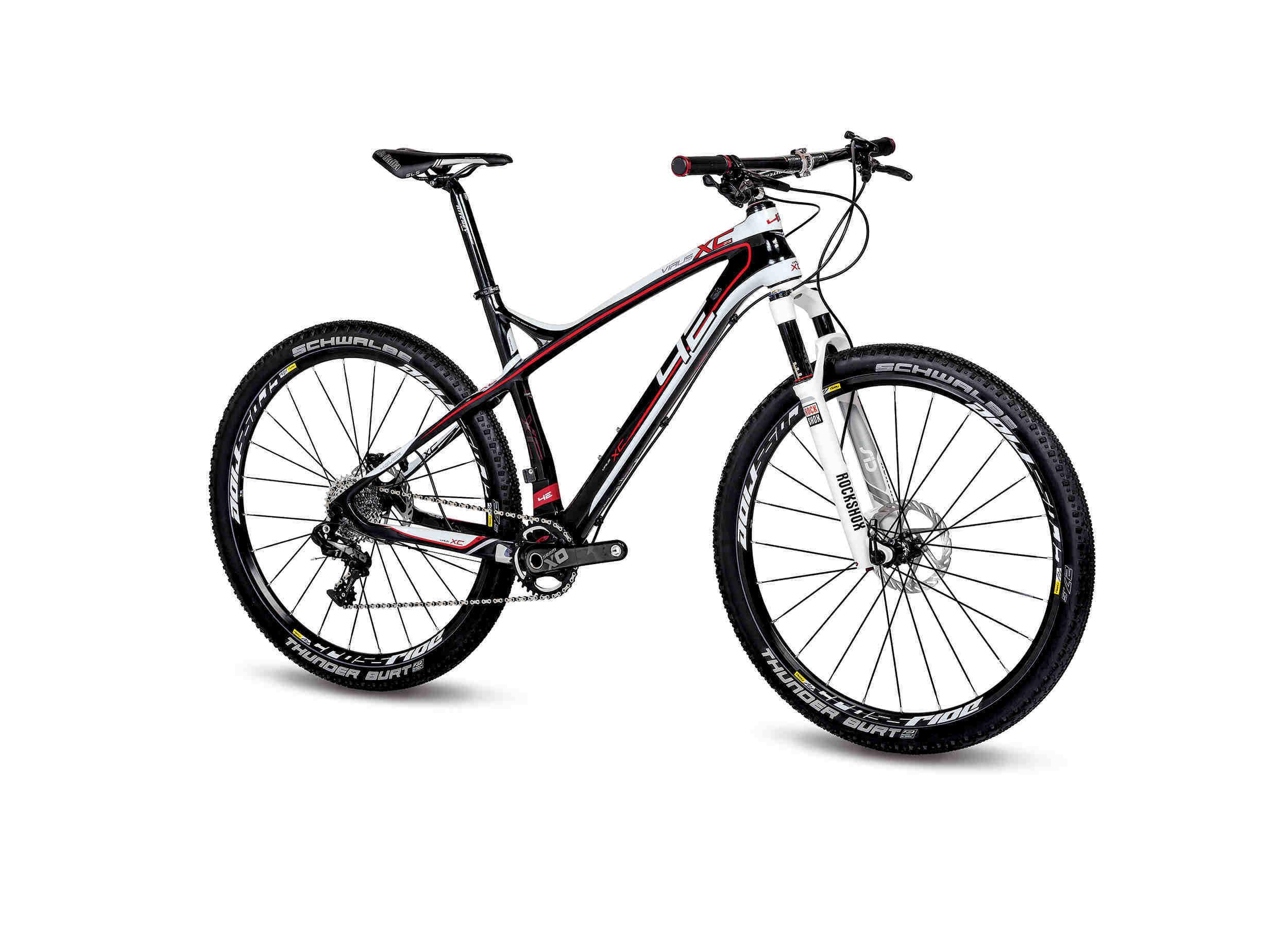 Bike Fahrrad Velo forever 4EVER Virus XC2 X01