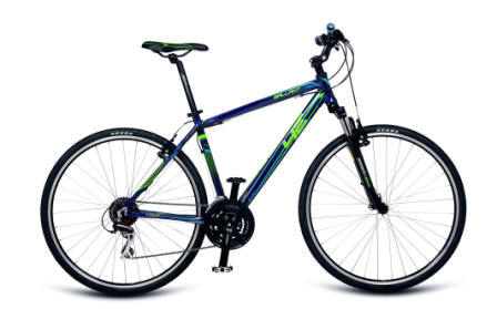 Bike Fahrrad Velo forever 4EVER Gallant 1