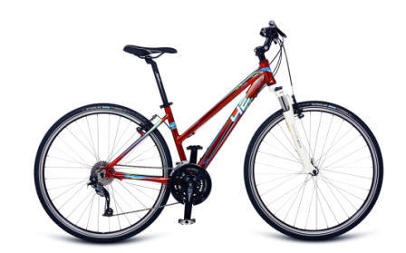 Bike Fahrrad Velo forever 4EVER Pulse 2